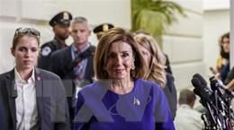Chủ tịch Hạ viện Mỹ tới Jordan giữa khủng hoảng Syria