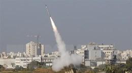 Israel không kích một số vị trí của Hamas tại Dải Gaza