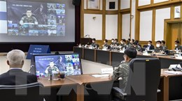 Hàn Quốc để ngỏ khả năng có hành động quân sự đối với Triều Tiên