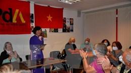 Đảng Lao động Thụy Sĩ kỷ niệm 75 năm ngày Việt Nam tuyên bố độc lập