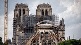 Pháp: Tổng thống yêu cầu nỗ lực phục dựng Nhà thờ Đức Bà đúng thời hạn