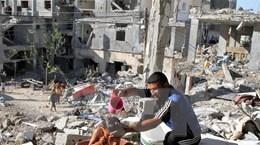 Ngân hàng Thế giới công bố thiệt hại do cuộc chiến 11 ngày ở Dải Gaza