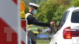 Dịch COVID-19: Đức thống nhất quy định mới với người nhập cảnh