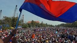 CNRP và CPP của Campuchia sẽ nối lại đàm phán