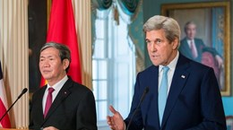Ngoại trưởng Mỹ: Việt Nam là đối tác quan trọng trong khu vực