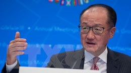 WB kỳ vọng bước tiến tích cực tại hội nghị Một Hành tinh ở Paris
