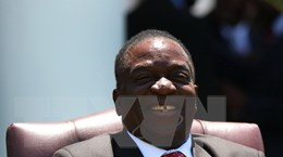 Tân Tổng thống Zimbabwe bác khả năng thành lập chính phủ liên minh