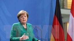 Thủ tướng Đức Merkel ủng hộ đối đối thoại giữa EU và Thổ Nhĩ Kỳ