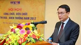 Nâng cao chất lượng, hiệu quả thông tin của Thông tấn xã Việt Nam