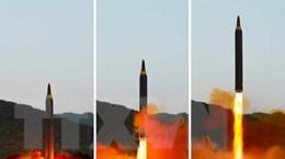 Tình báo Mỹ: Có dấu hiệu Triều Tiên đang phát triển tên lửa mới