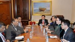 Phát triển hơn nữa quan hệ hữu nghị truyền thống Việt Nam-Sri Lanka