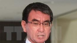 Ngoại trưởng Nhật Bản thăm Trung Quốc tham dự đối thoại kinh tế