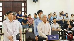 Xét xử phúc thẩm các bị cáo trong vụ án xảy ra tại Vinashin