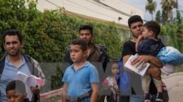 Mỹ tiếp tục siết chặt các quy định với người tị nạn