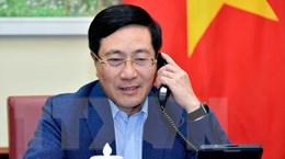 Bộ Ngoại giao Việt Nam và New Zealand tăng cường thúc đẩy hợp tác