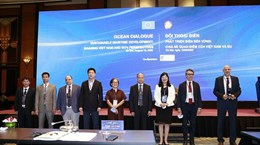 Hơn 250 đại biểu trong nước và quốc tế dự Đối thoại Biển lần thứ 7