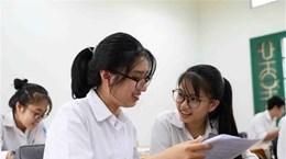 Bộ Giáo dục-Đào tạo lý giải điểm chuẩn xét tuyển đại học tăng cao