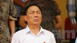 CLB Thanh Hóa: 'Bầu' Đệ bất ngờ xin thôi chức Chủ tịch vì... tuổi cao