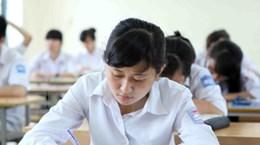 Tốt nghiệp trung học phổ thông 2015: Chưa áp dụng thi tích hợp