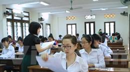 """Bộ Giáo dục và Đào tạo """"bật mí"""" cách xác định điểm sàn"""