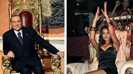 Tòa tung tài liệu về cuộc ăn chơi thác loạn của Berlusconi