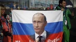 Putin: Nga đã mạo hiểm khi đăng cai Olympic Sochi