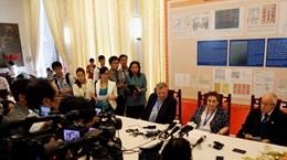 """Học giả quốc tế dự Hội thảo về """"giàn khoan trái phép Hải Dương 981"""""""