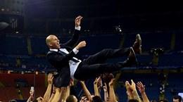 Sergio Ramos tiết lộ lý do thành công của Zidane ở Real Madrid