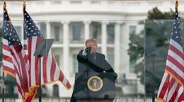 Cựu Tổng thống Mỹ Donald Trump được tuyên trắng án tại phiên luận tội