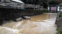 Ba mẹ con thiệt mạng do bị lũ ống cuốn trôi tại Hà Giang