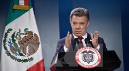 Tổng thống Colombia tặng giải Nobel Hòa bình cho các nạn nhân xung đột