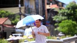 Có thể xuất hiện mưa dông giải nhiệt tại khu vực Bắc Bộ từ chiều 6/7