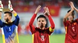 Olympic Việt Nam áp đảo đội hình tiêu biểu của ASIAD 2018