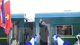 Chủ tịch Triều Tiên kết thúc chuyến thăm hữu nghị chính thức Việt Nam