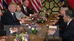 Cố vấn Bolton: Ông Trump đã cho ông Kim Jong-un 'một số lựa chọn'