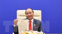 Xây dựng châu Á-Thái Bình Dương mở, năng động, tự cường và hòa bình