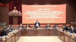 Hà Nội yêu cầu lập kế hoạch phục hồi, phát triển du lịch Thủ đô