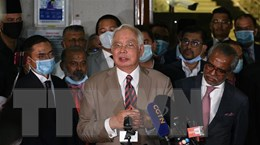 Cựu Thủ tướng Malaysia kháng cáo bản án liên quan tới Quỹ đầu tư 1MDB