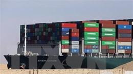 Những cảnh báo đối với thế giới từ sự cố ở Kênh đào Suez