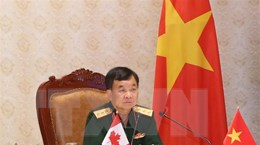 Đối thoại Chính sách Quốc phòng Việt Nam-Canada lần thứ nhất