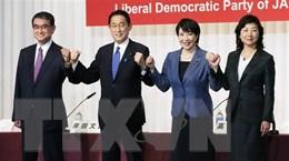 Nhật Bản: Giai đoạn nước rút trước giờ G trong cuộc đua lãnh đạo LDP
