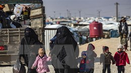Đức cam kết duy trì thỏa thuận về người di cư EU-Thổ Nhĩ Kỳ