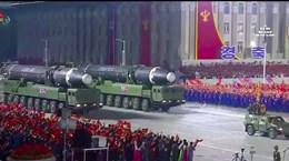 Hàn Quốc và Mỹ phân tích tên lửa đạn đạo mới của Triều Tiên