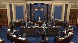 Mỹ: Thượng viện tiếp tục phiên tòa luận tội cựu Tổng thống Trump