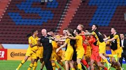 Đánh bại U23 Uzbekistan, U23 Australia giành vé dự Olympic Tokyo 2020