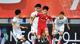 Viettel nhận thất bại thứ tư tại AFC Champions League 2021