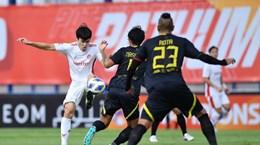 Viettel chia tay AFC Champions League 2021 bằng chiến thắng nhạt nhòa
