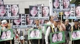 Triều Tiên bắt đầu xét xử hai nữ nhà báo Mỹ
