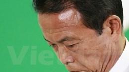 Nội các của Thủ tướng Nhật Taro Aso từ chức