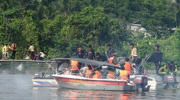 Tìm thấy thi thể nạn nhân cuối cùng vụ đắm tàu